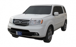 Toyota Sequoia / Honda Pilot / Chevrolet Traverse / Ford Expedition or Similar
