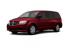 Dodge Grand Caravan Front