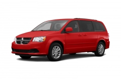 Dodge Grand Caravan Red