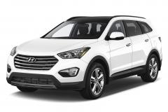 Hyundai Santa Fe / Ford Expedition or Similar