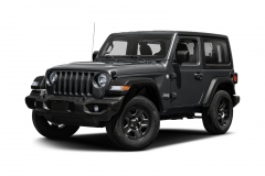 Jeep Wrangler Two Doors