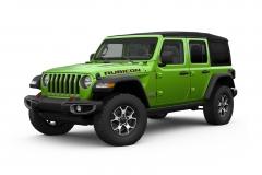Jeep Wrangler Four Doors