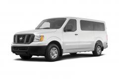 Ford Transit / Nissan NV3500 or Similar (10 Pax)
